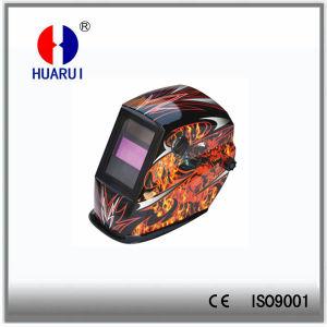 Hr4103A Auto Darkening Welding Mask pictures & photos