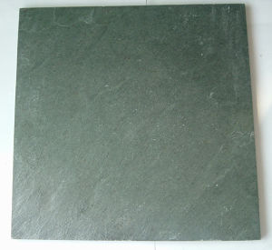 New Natural Mushroom Stone Green Slate Tile pictures & photos