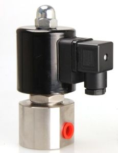 350 Bar Super High Pressure Solenoid Valve pictures & photos