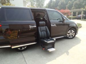 2015 New Electric Swivel Seat for Car Install in Middle Door pictures & photos