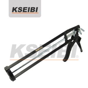 Hot Sales Kseibi Light Duty Skeleton Type 220mm Caulking Gun pictures & photos