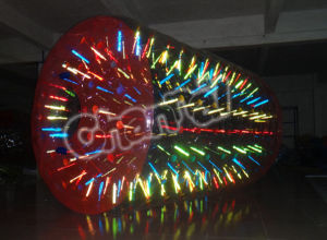 Shinning Inflatable Water Roller Ball Game for Sale Chw407 pictures & photos
