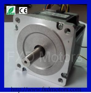 86mm NEMA34 Hybrid Step Motor with ISO9001 Certification pictures & photos