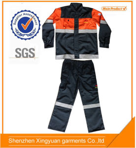 Aramid Permanent Flame-Retardant Workwear