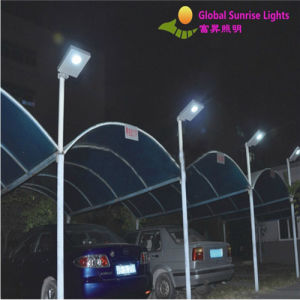 Mini LED Solar Street LED Lamp, with PIR Sensor, Outdoor Solar Emergency Lighting pictures & photos