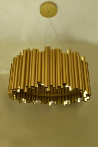Modern Gold Aluminium Pendant Lamp (1177S3) pictures & photos