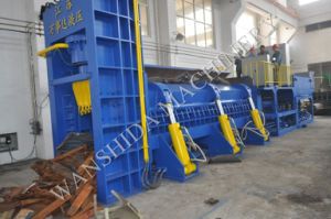 China Scrap&Recycling Metal Shear Baler for Steel Factory pictures & photos