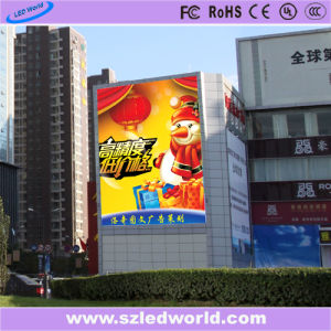 Outdoor/Indoor High Brightness LED Display Screen for Advertising (P6, P8, P10, P16 Video panel) pictures & photos