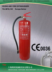 12kg ABC Dry Powder Fire Extinguisher (Blue/Yellow) -CE Approved pictures & photos