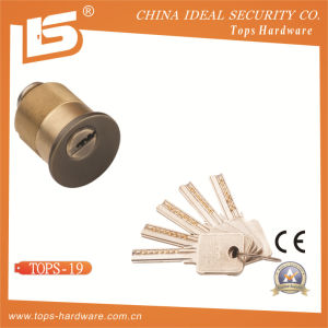 High Quality Brass American Cylinder (TOPS-19) pictures & photos