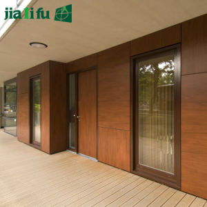 Phenolic Laminate Panel Curtain Wall Cladding pictures & photos