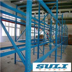 Heavy Duty Collapsible Pallet Racking, Q235 Steel Collapsible Pallet Racking pictures & photos