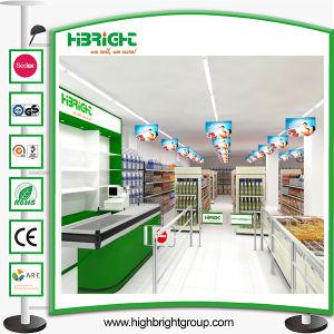 Desgin Layout Customized Supermarket Equipment pictures & photos