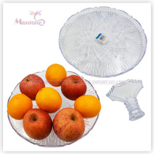 30.8cm Plastic Fruit Plate/Dish, Fruit Serving Tray, Fruit Bowl pictures & photos