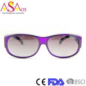 Cheap Sale Designer Fashion Polarized PC Fit Over Sunglasses (14186) pictures & photos