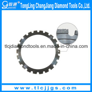 Laser Welded Diamond Ring Saw Blades pictures & photos