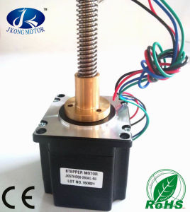 Lead Screw Step Motor NEMA23 with 500mm Lead Screw pictures & photos