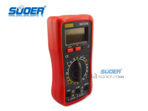 Suoer Digital Multimeter for Battery Tester (SNT818) pictures & photos