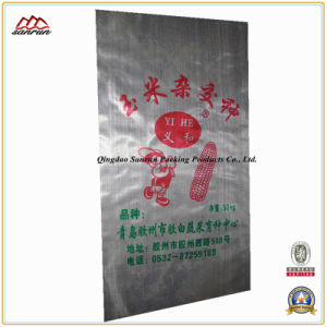 Transparent Corn Seed PP Woven Sack pictures & photos
