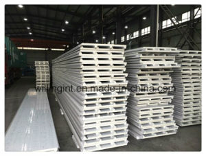 Thermal Insulated PU Sandwich Panel for Cold Storage pictures & photos