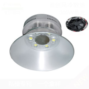 Mini Fan Cooling 300W LED High Bay Light pictures & photos