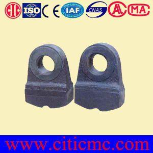 High Chromium Cast Iron Alloy Steel Composite Hammer Head pictures & photos