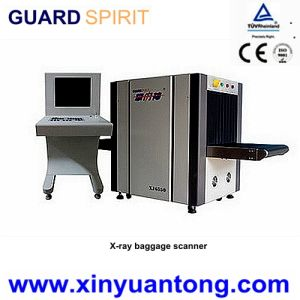 Security Electronic Equipment X-ray Luggage Baggage Scanner Inspection Detector Machine for Airport Xj6550 pictures & photos