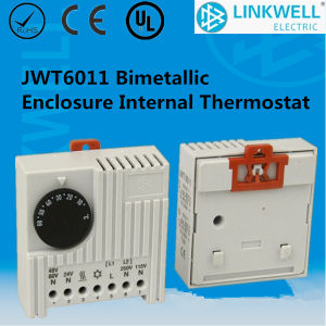 Bimetal Controller Enclosure Internal Thermostat Jwt6011 pictures & photos