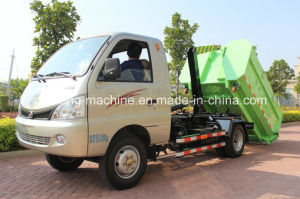 Garbage Truck Dumping Vehicle Detachable Carriage pictures & photos