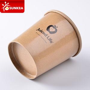 Disposable 450 Cc 700 Cc 900 Cc Hot Soup Paper Cup pictures & photos