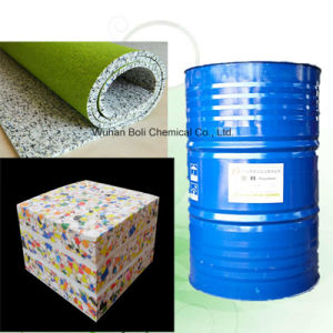 China Supplier Polyurethane Adhesive for Bonding Scrap Foam Rebonded Foam pictures & photos