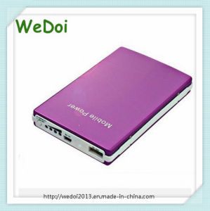 10000mAh Mobile Power for iPhone with CE Approved (WY-PB04) pictures & photos