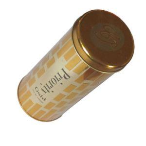 Wholesale Round Tea Tin Box with Custom Printing pictures & photos