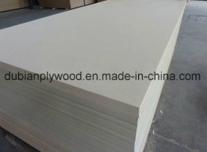 Building Materials Plain MDF Board E2 Poplar pictures & photos