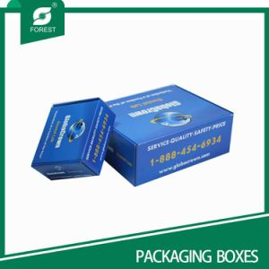 Custom Good Quality Colorful Cardboard Packing Box Manufacturer pictures & photos