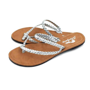 Multi Straps Handmade TPR Simple Women Slippers pictures & photos