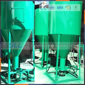 Chick Cattle Feed Production Line Yellow Corn Mill Mixer pictures & photos