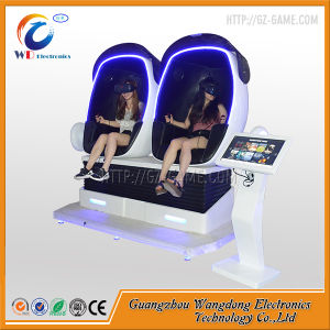 2016 Best Experience 2 Seater Vr Game, 9d Vr Egg, Vr Chair Simulator with High Definition pictures & photos