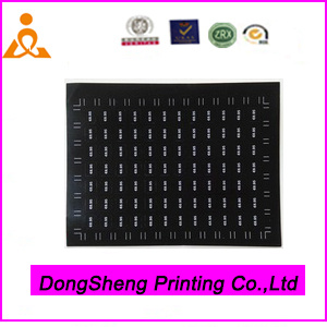 Hotsale Paper Anti-Counterfeiting Sticker in Paper China Supply