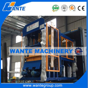 Wante Qt6-15b Automatic Block Machine Delivering to Algerial pictures & photos