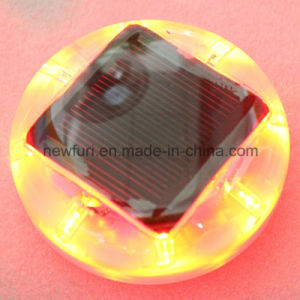 Plastic Solar Road Stud/LED Cat Eyes Traffic Cone Light pictures & photos