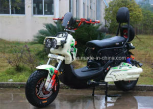 1kw /2kw/3kw Electric Scooter Electric Motorcycle 72V20ah 30ah Fast Speed pictures & photos