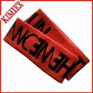 High Quality Jacquard Headband Sweatband for Promotion pictures & photos