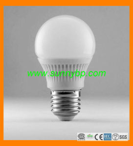 Aluminum and Plastic E27 Base CE Certificated LED Bulb pictures & photos