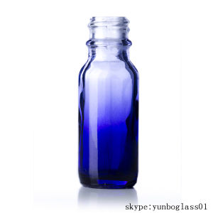 White Painting 2oz Cosmetic Glass Bottles Wholesale pictures & photos