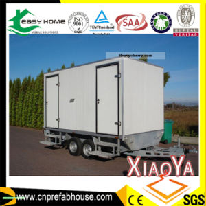 20FT Mobile Environmental Trailer Toilet pictures & photos