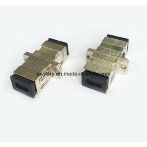 Zinc Sc Adaptorfiber Opitc Adapter pictures & photos