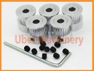 Drive Belt Pulleys Gt2 16 Teeth Timing Pulley for Reprap Prusa 3D Printer pictures & photos