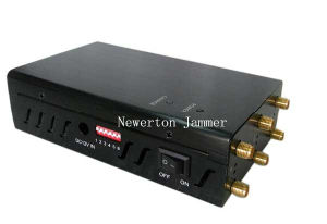 Handheld Wi-Fi Bluetooth Signal Jammer Blocker/2g 3G 4G Cellular Phone Jammer pictures & photos