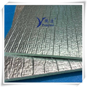 Aluminum Foil XPE Foam Heat Insulation Material pictures & photos